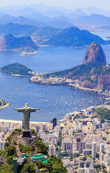 Christ, The Redeemer in Rio de Janeiro